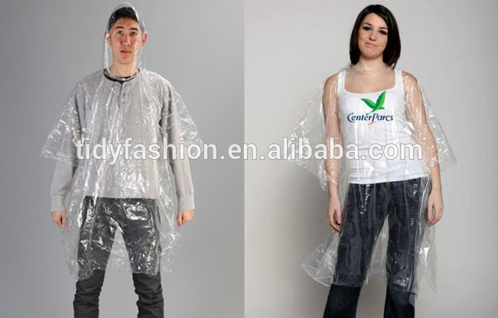 disposable transparent pe poncho raincoat.jpg